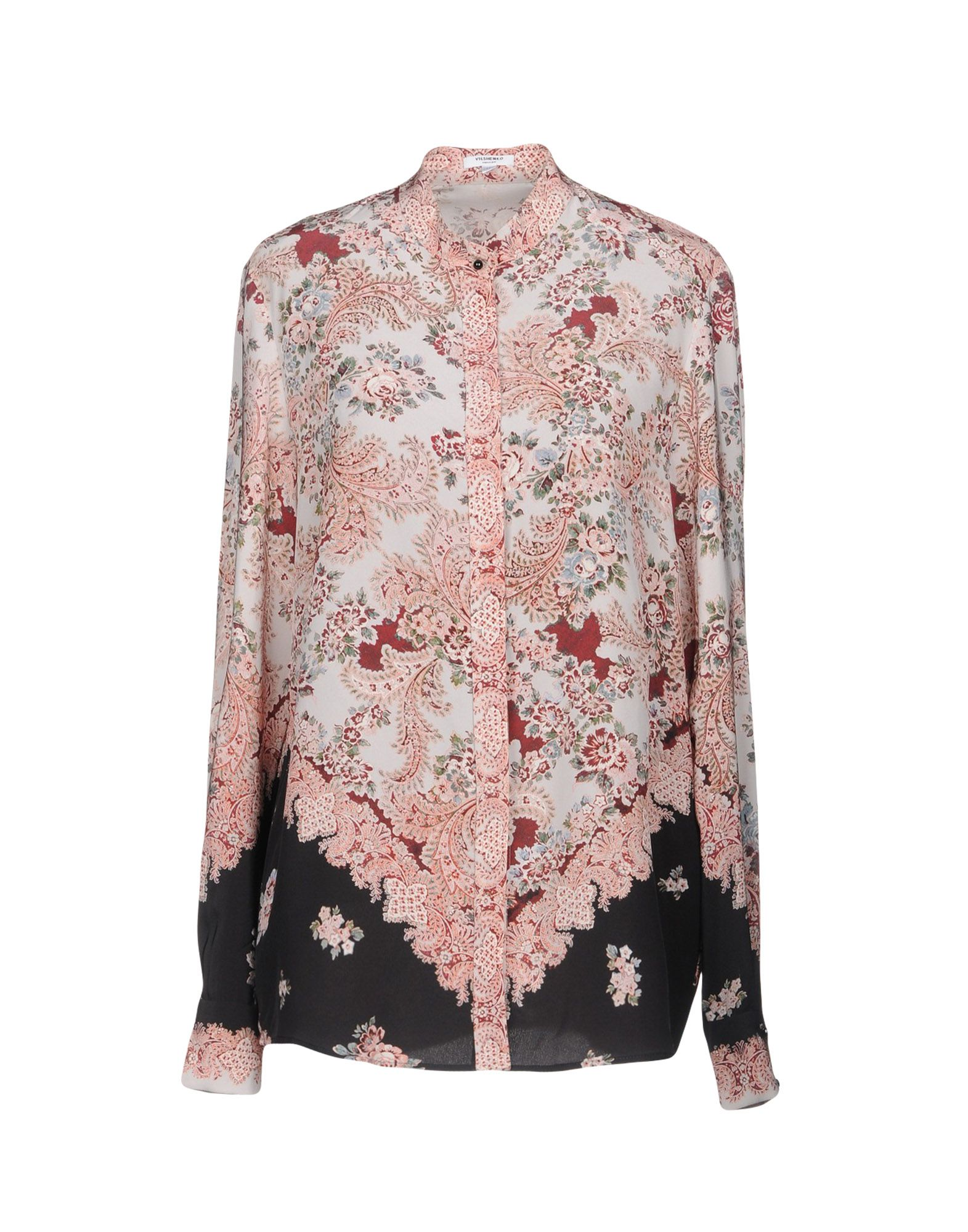 Camicie E Bluse A Fiori Vilshenko Donna - Acquista online su PbjTaWdQ