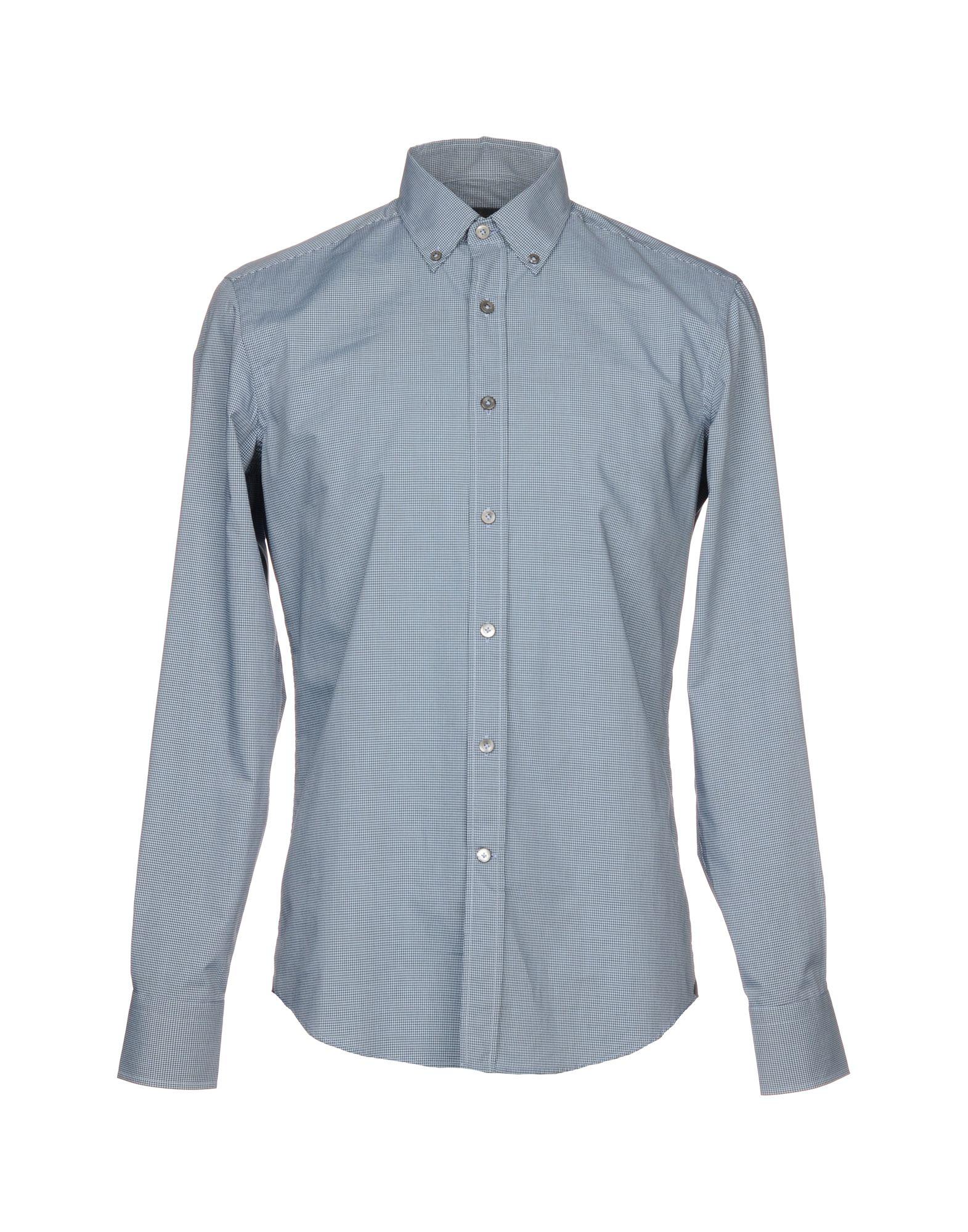 Camicia A Quadri Lanvin Uomo - Acquista online su