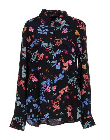 DESIGUAL Hemden und Blusen mit Blumen Billig Großer Verkauf 8mejYlw