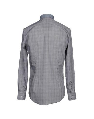 Rutete Skjorte Lanvin utløp billig online billig pris salg anbefaler billig salg komfortabel billig Eastbay POTQXEMNju