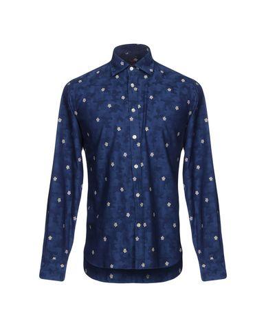 Brancaccio C. Brancaccio C. Camisa Estampada Camisa Estampada kjøpe billig nyeste anbefaler billig pris utløp god selger kjøpe for salg salg pre-ordre Opw1TRj