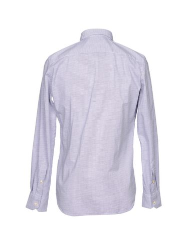 • Liu Jo Mann Print Shirt gratis frakt ekte RvPjYdO