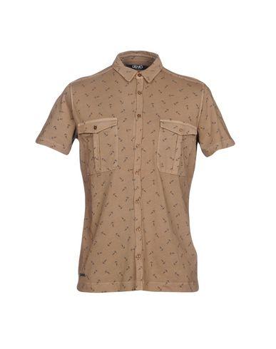Günstigsten Preis Zu Verkaufen Billig Verkauf Am Besten LIU •JO Hemd mit Muster Rabatt Zuverlässig oFAQieQ