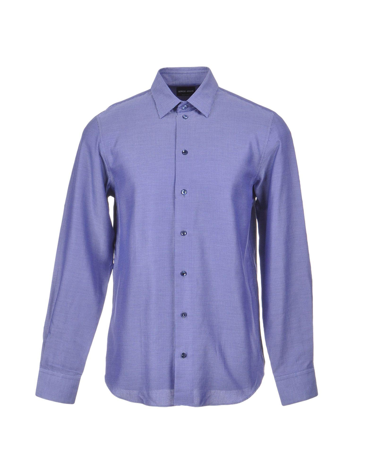 Camicia Fantasia Giorgio Armani Uomo - Acquista online su
