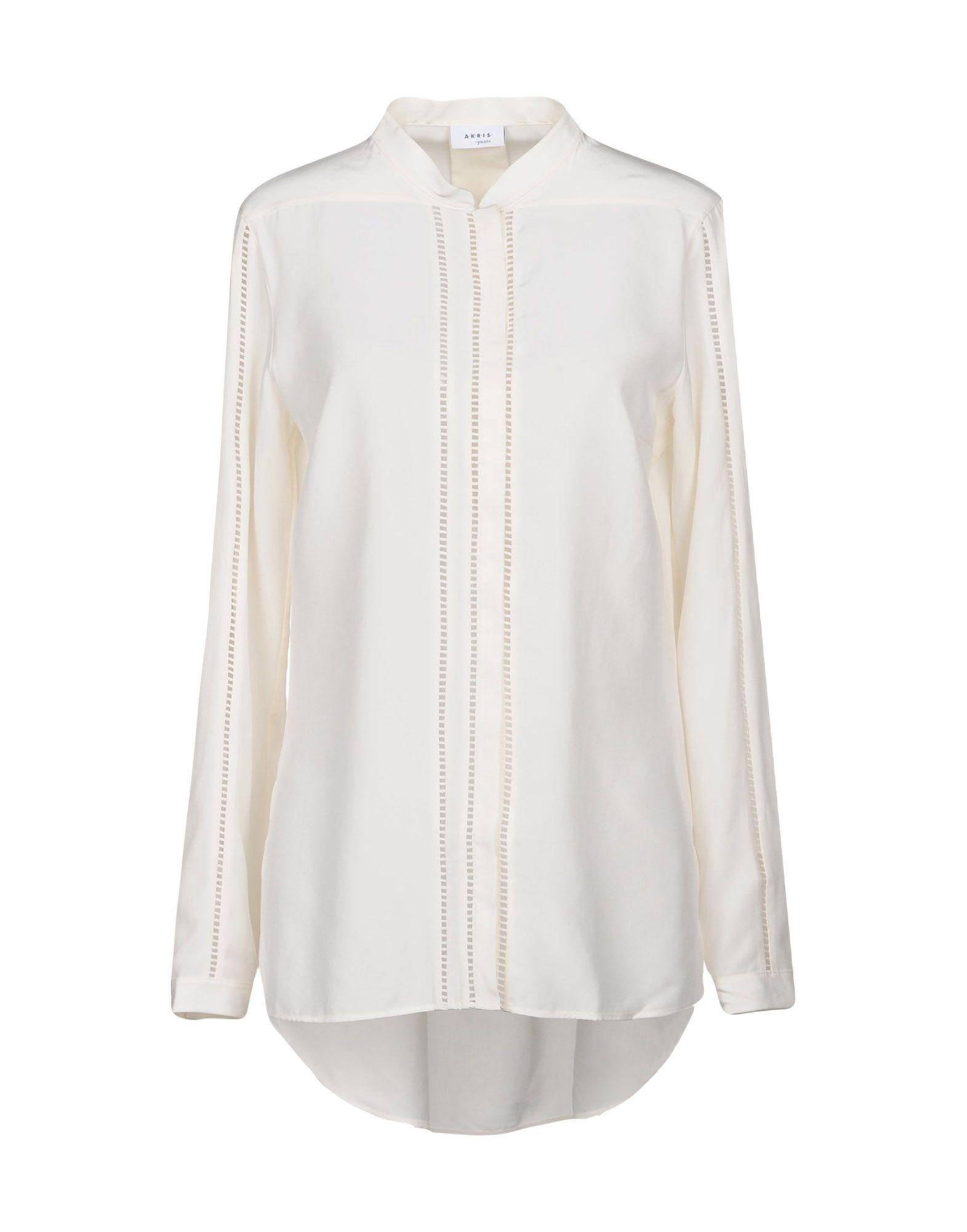 Camicie E Bluse In Seta Akris Punto Donna - Acquista online su TQ1kio
