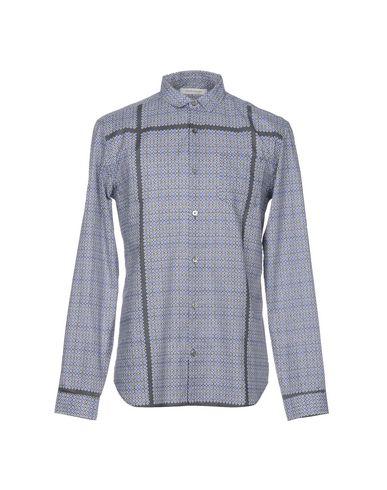Pierre Balmain Trykt Skjorte kjøpe billig falske klaring salg bestille billige online LEjunS