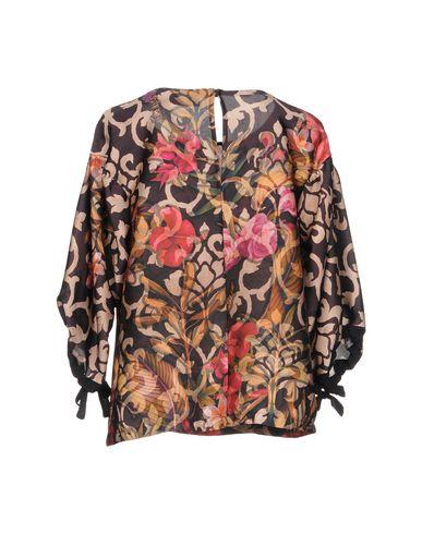 billig salg autentisk billig mote stil Jeans Skjorte Blusa 0ZVL33BecS