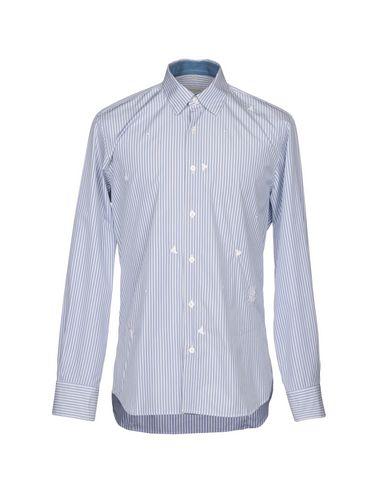 CORTIGIANI Camisas de rayas