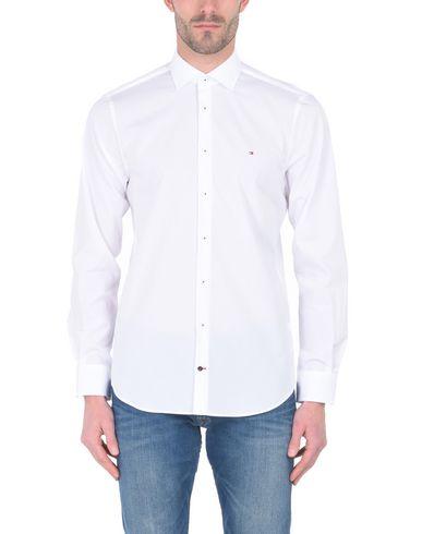 Tommy Hilfiger Prk Shtsld18144 Camisa Lisa kvalitet særlig rabatt klaring beste engros outlet store steder klaring forsyning Hl8fRDMv
