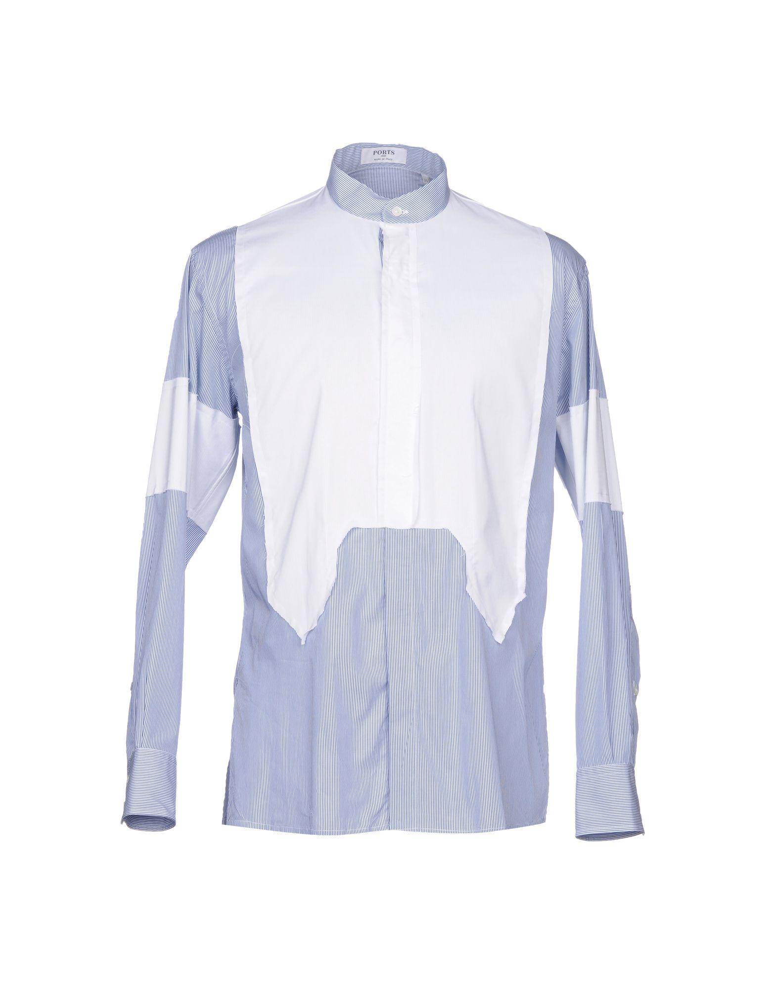 Camicia A Righe Ports 1961 Uomo - Acquista online su