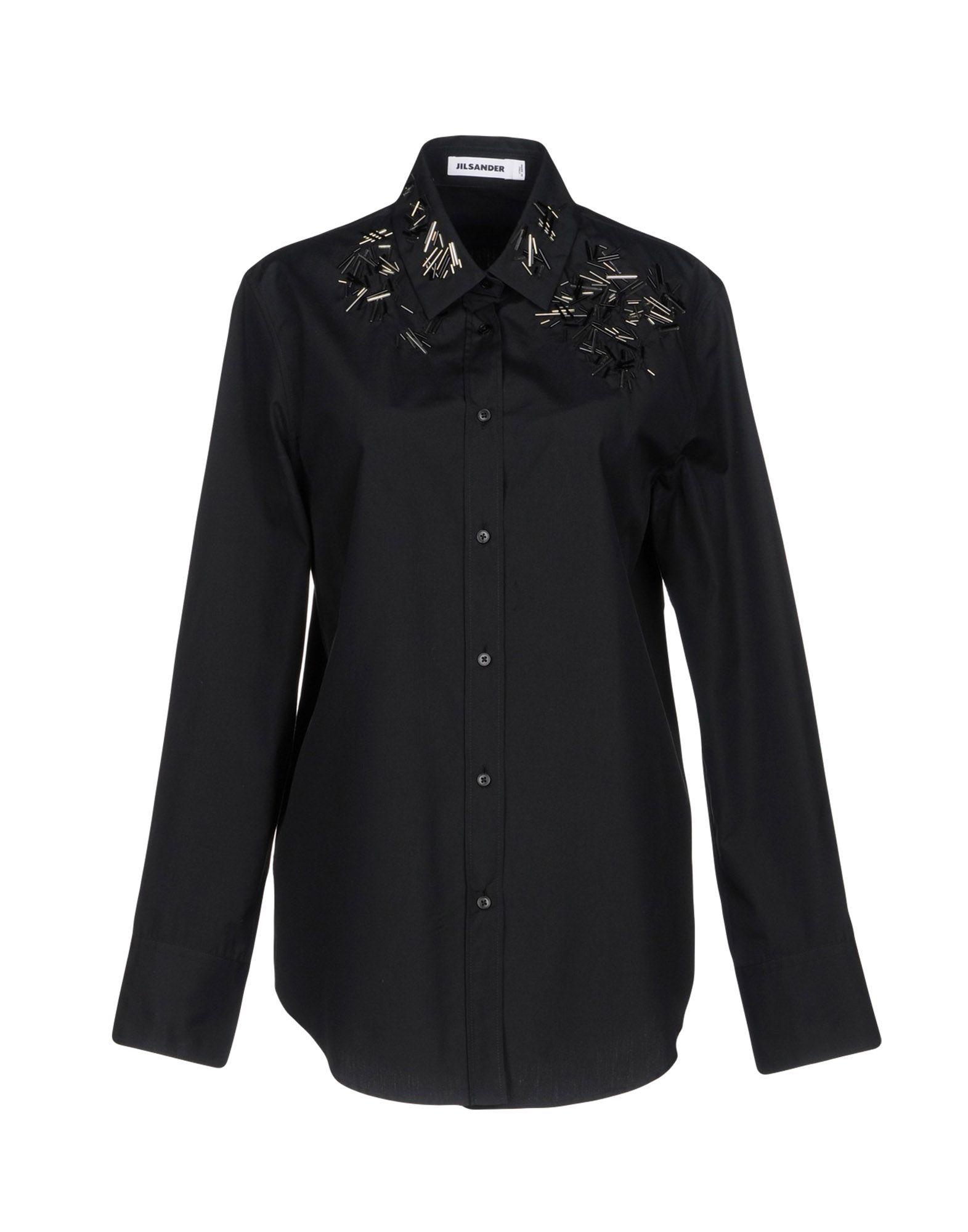 Camicie E Bluse Tinta Unita Jil Sander Donna - Acquista online su xcnIFnZQ