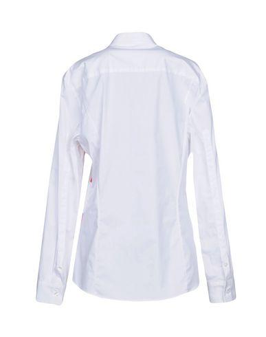 kjøpe billig pålitelig Dirk Bikkembergs Mønstrede Skjorter Og Bluser salg 2014 nye kjøpe billig billig kjøpe billig nicekicks UEazg