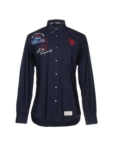 utforske Uspolo Assn. Uspolo Assn. Camisa Lisa Camisa Lisa gratis frakt clearance mållinja billig pris rabatt geniue forhandler wcS6z
