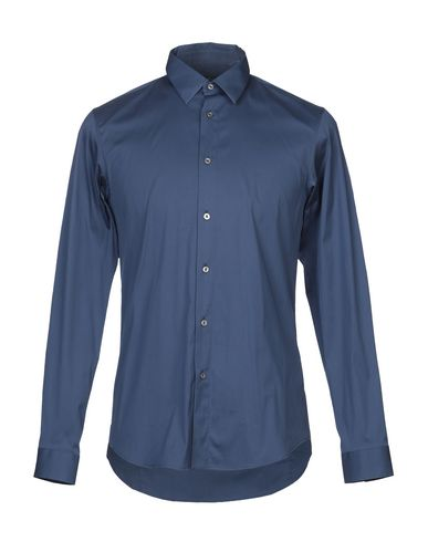 JIL SANDER - Solid colour shirt