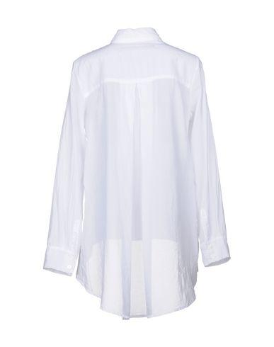 ENZA COSTA Camisas y blusas lisas