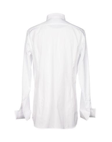 CALIBAN Einfarbiges Hemd Bezahlen Sie mit Paypal Online fFv38R6hL