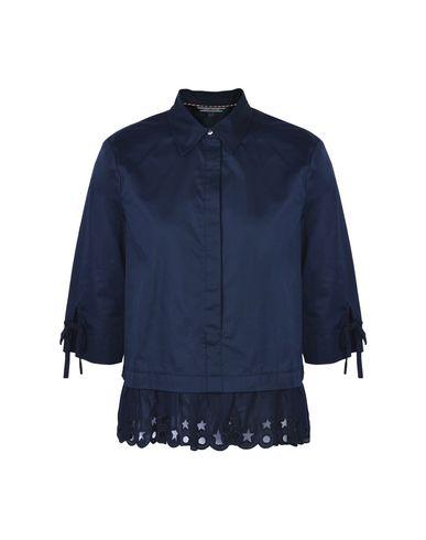d4daf0674a1 Tommy Hilfiger Hayette Blouse 1/2 Slv - Solid Color Shirts & Blouses ...
