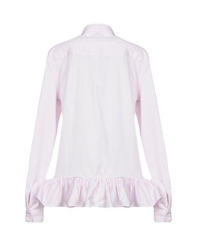 AGLINI Camisas y blusas lisas