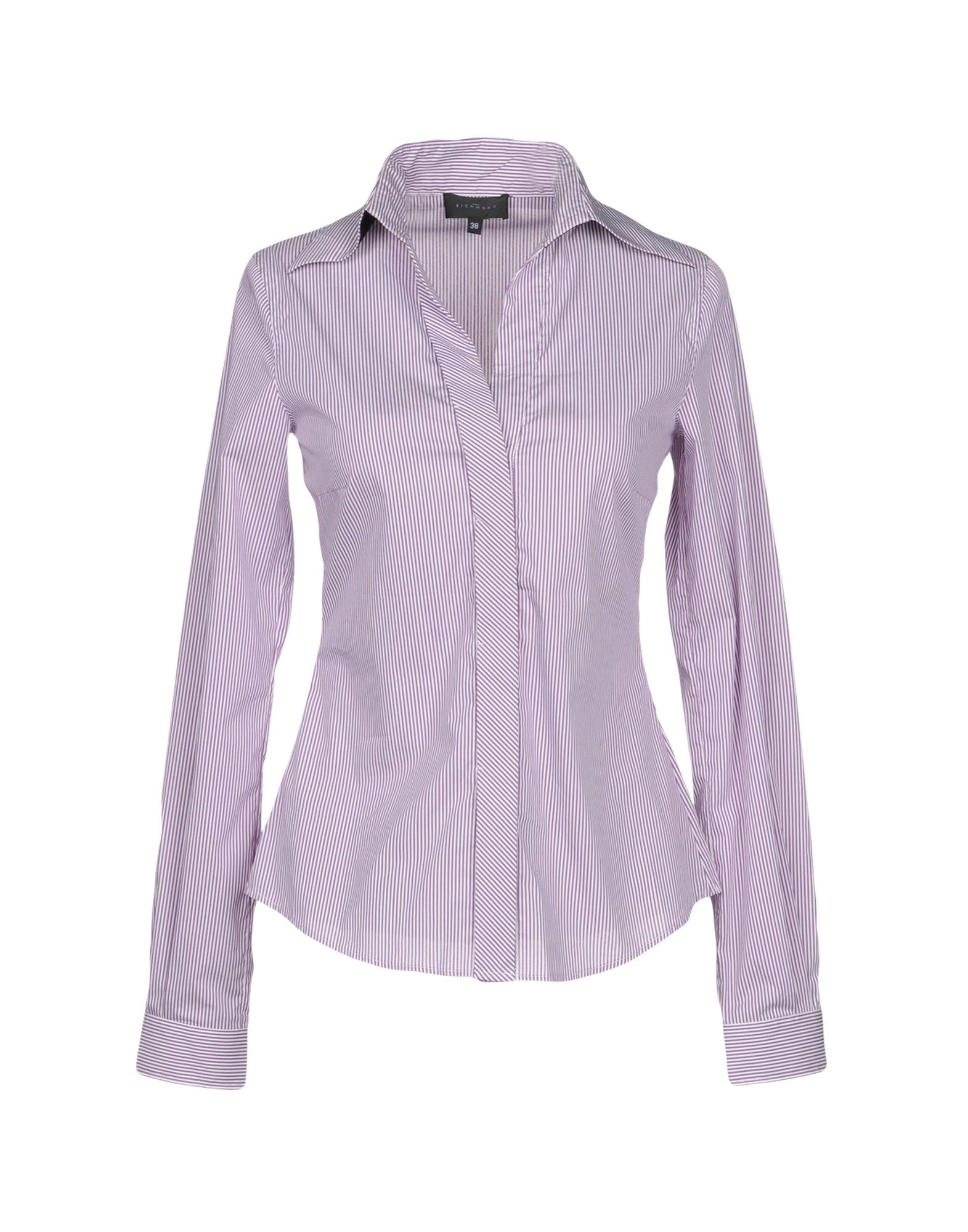 Camicia A Righe John Richmond Donna - Acquista online su 0xnY1