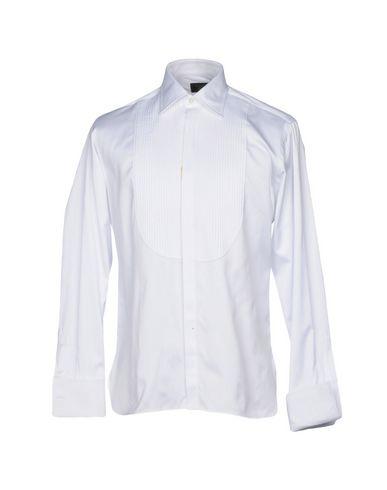 PIOMBO Camisa lisa