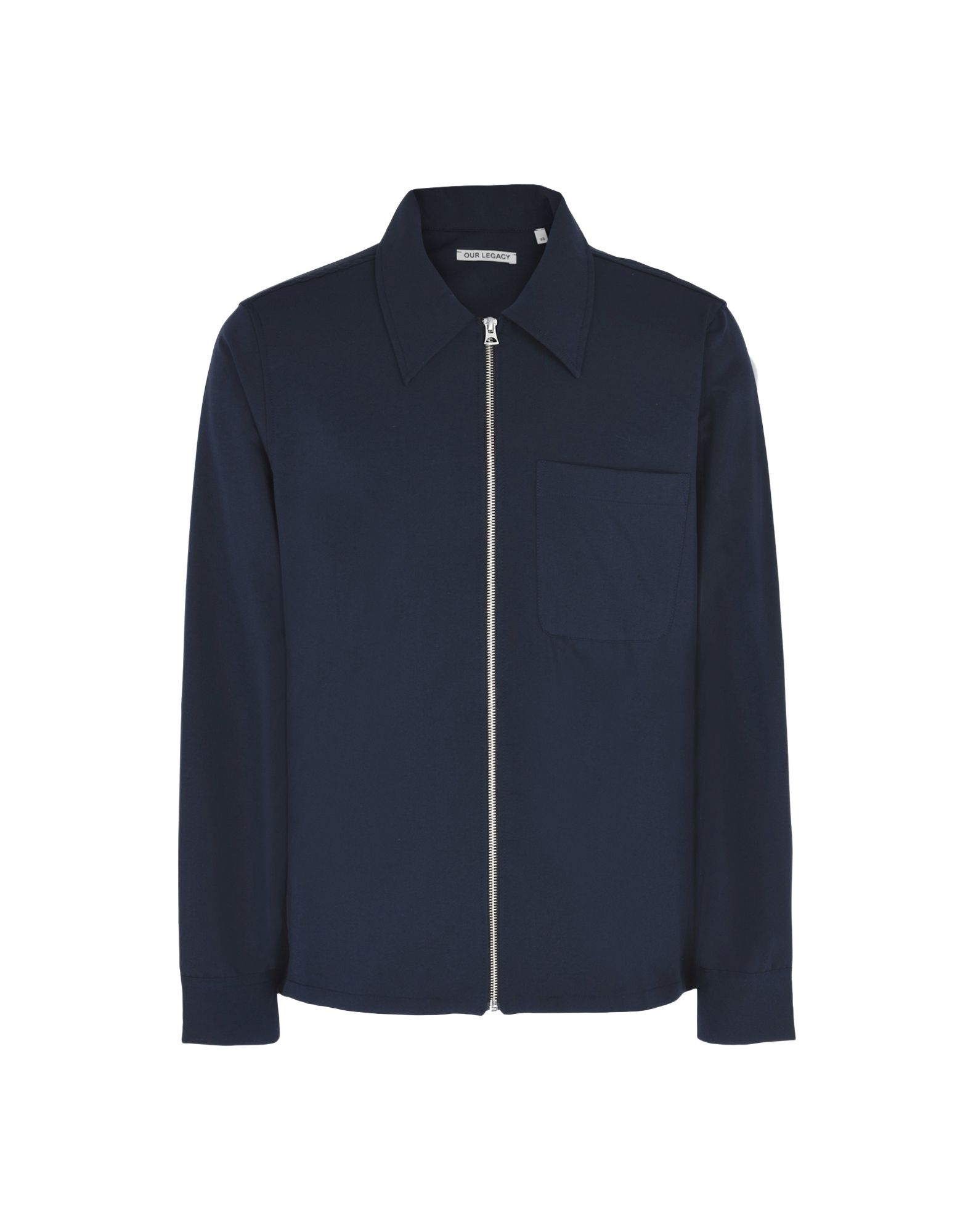 Camicia Tinta Unita Our Legacy 7300000005290 - Uomo - Acquista online su