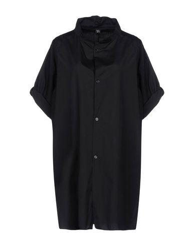 YS YOHJI YAMAMOTO Hemden und Blusen einfarbig