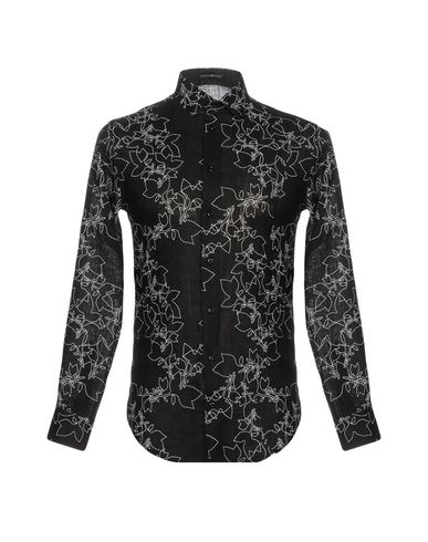 EMPORIO ARMANI - Linen shirt