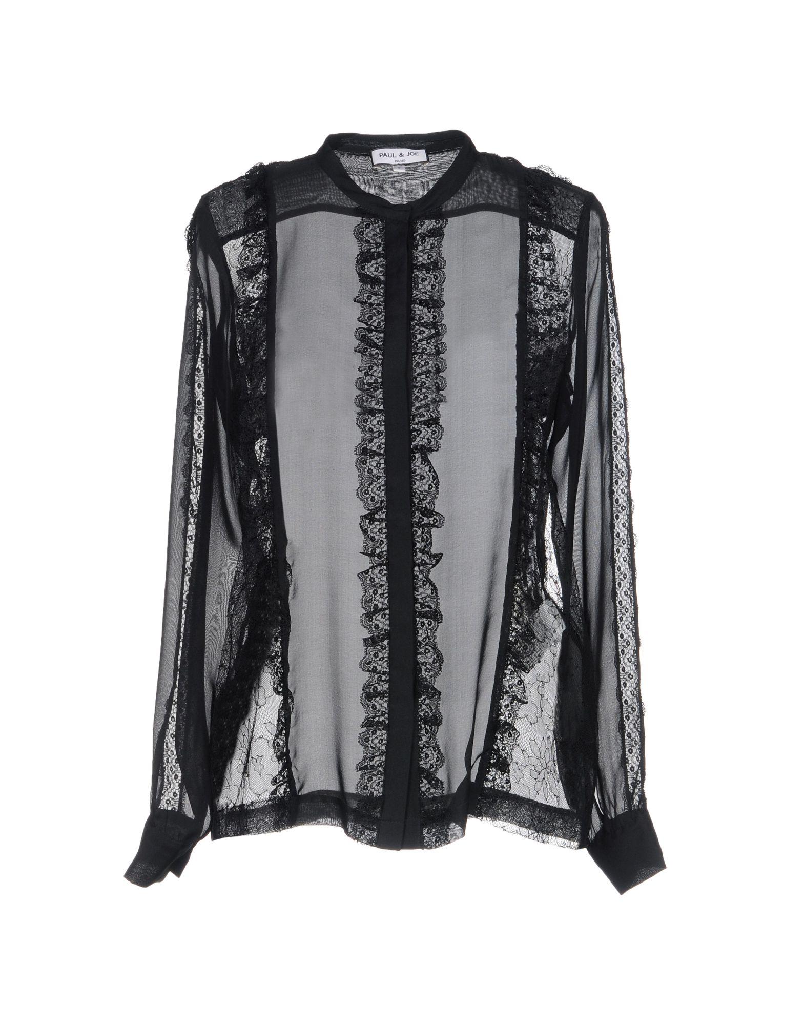 Camicie E Bluse In Pizzo Paul & Joe Donna - Acquista online su 6QG9a7