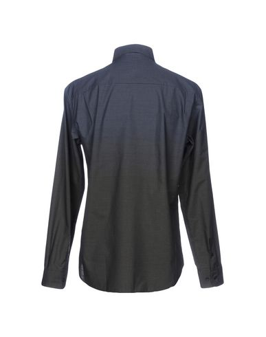 ZZEGNA Camisa de cuadros