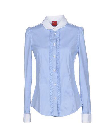 Redvalentino Stripete Skjorter klaring den billigste rabatt pålitelig gratis frakt billig ny ZPZGwuATnO