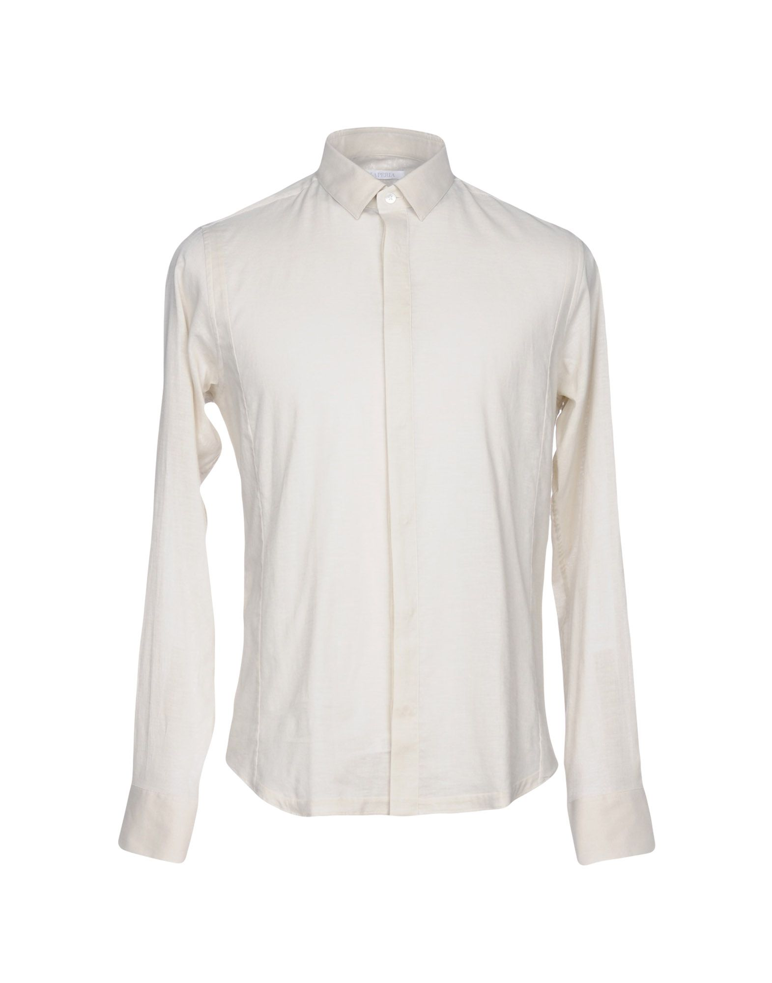 Camicia Tinta Unita La Perla Uomo - Acquista online su