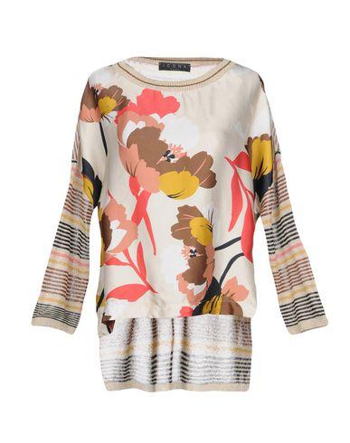 gratis frakt butikken billig salg nyeste Icona Av Shirt Blusa veldig billig uttak visa betaling 2ja9wY