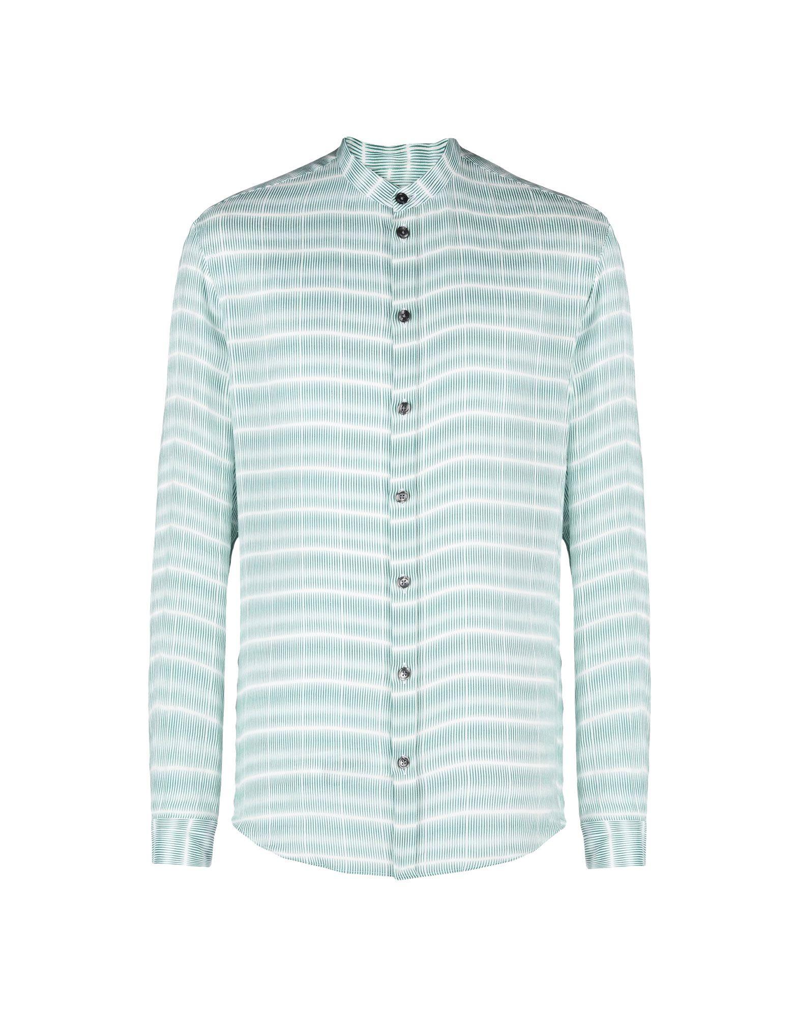 Camicia Fantasia Armani Collezioni Uomo - Acquista online su