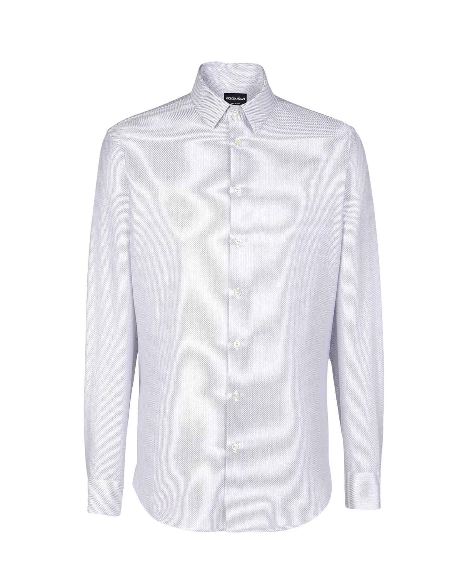 Camicia Giorgio online Armani su Uomo Fantasia Acquista prwR5qpxB