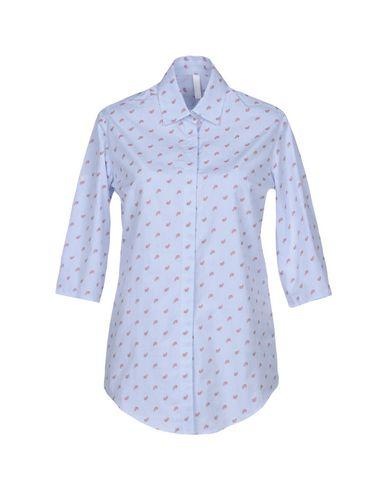 AGLINI Camisas y blusas estampadas