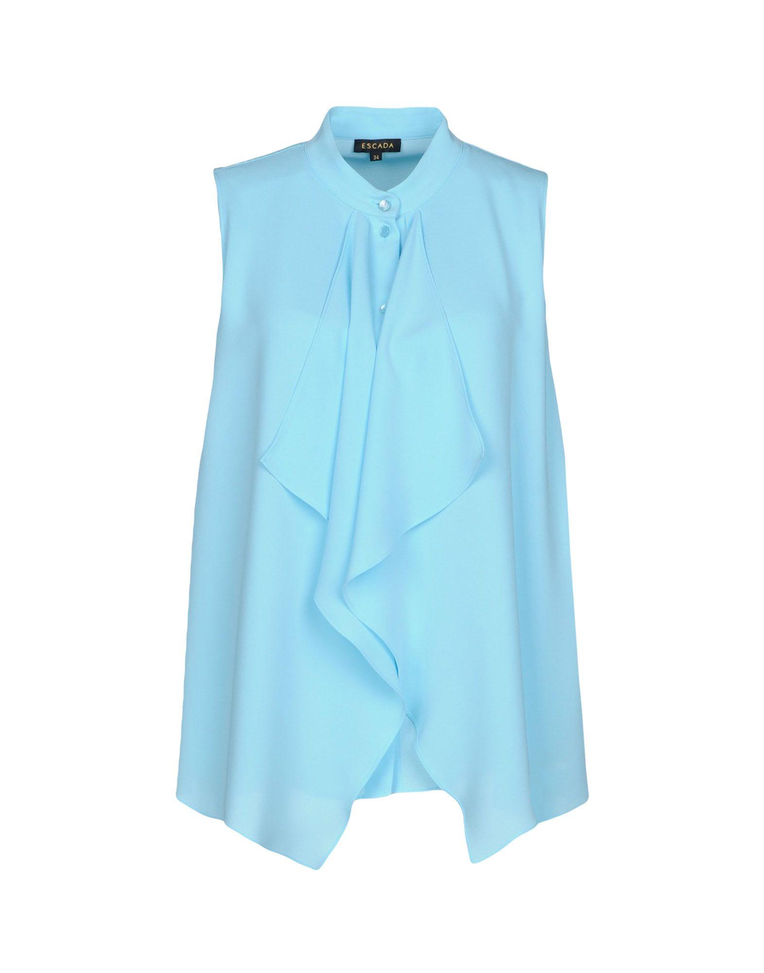 Camicie E Bluse Tinta Unita Escada Sport Donna - Acquista online su mBnEGdUF6F