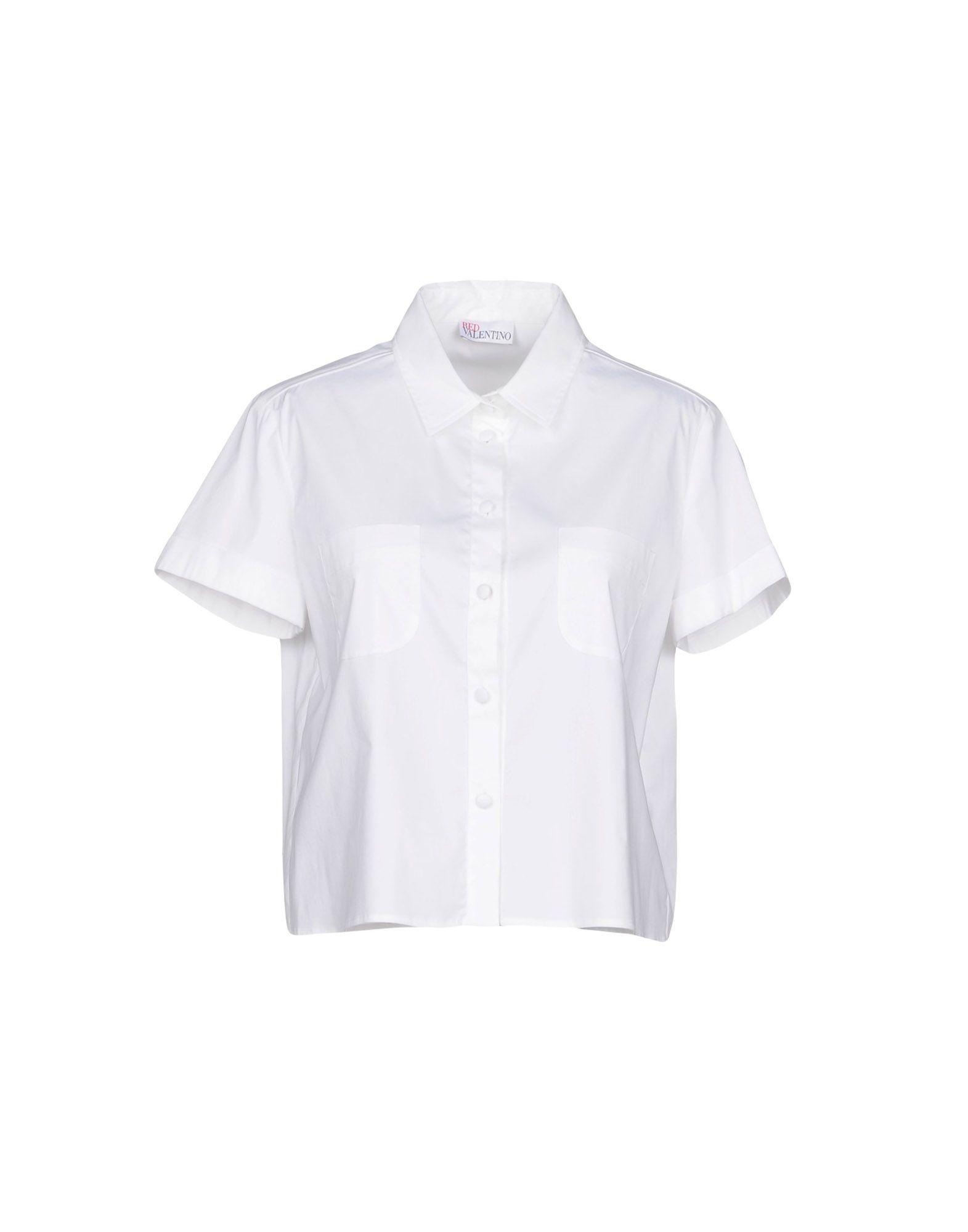 Camicie E Bluse Tinta Unita Redvalentino Donna - Acquista online su QeucJ2M8a
