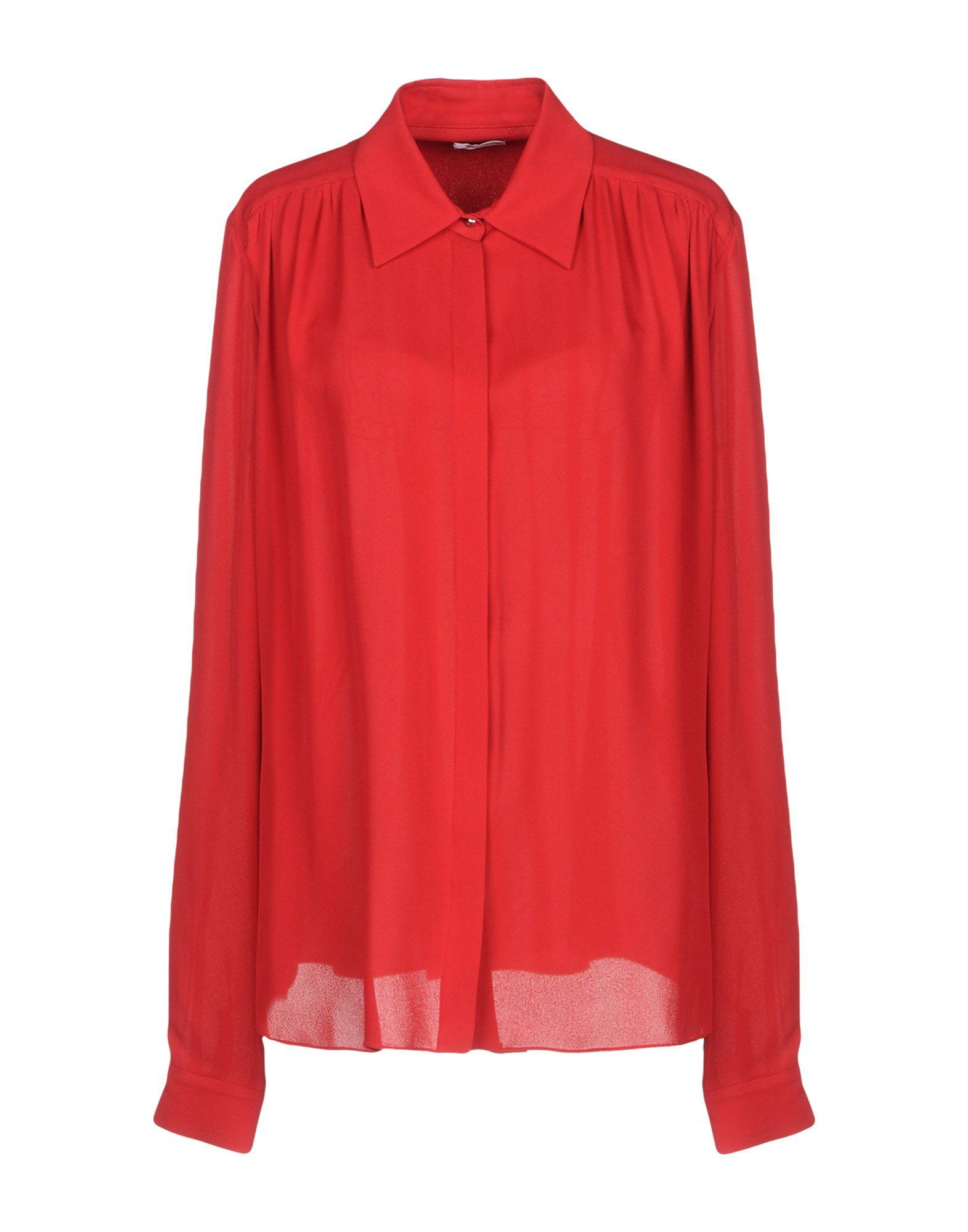 Camicie E Bluse In Seta Magda Butrym Donna - Acquista online su qcjeH3WkTy