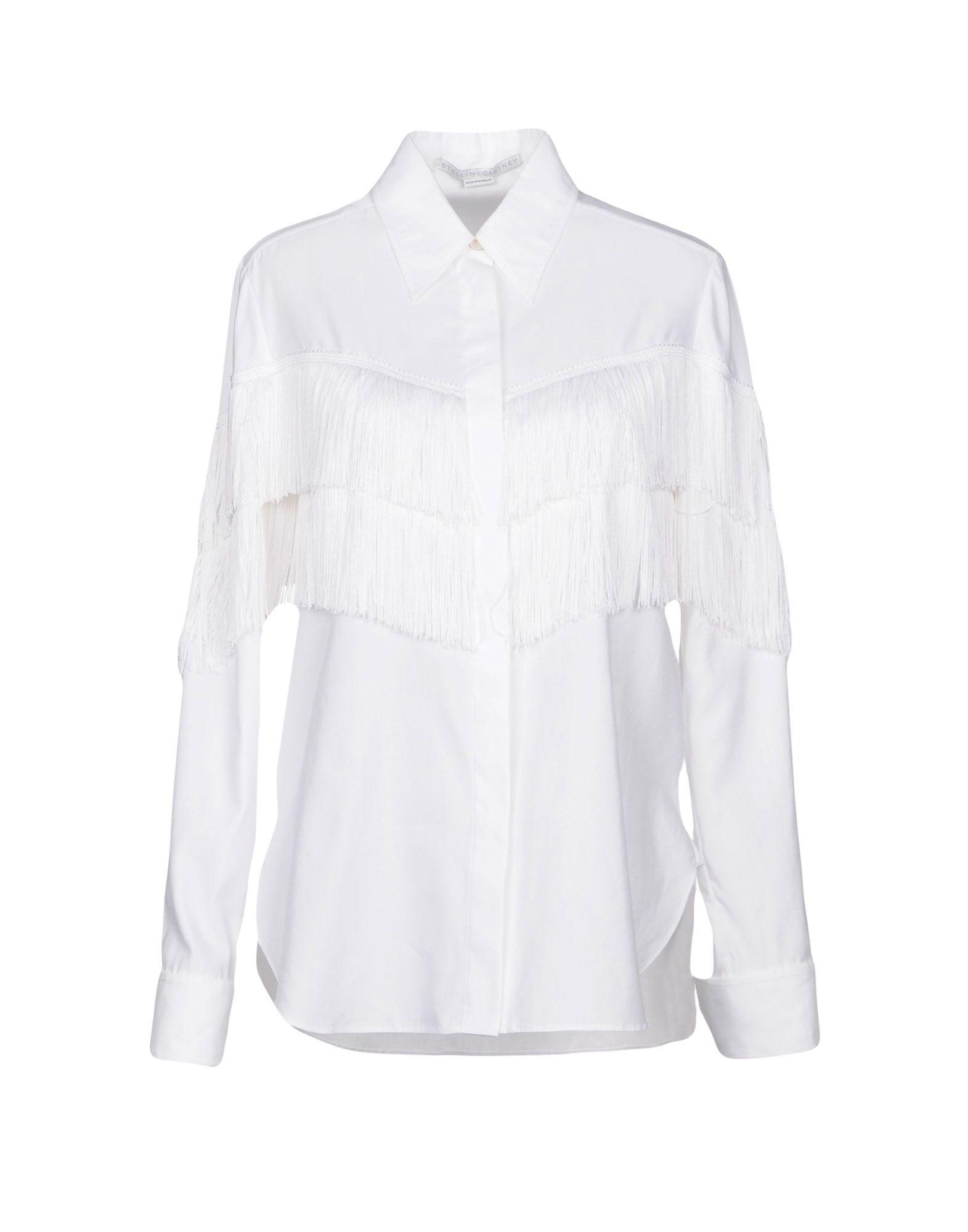 Camicie E Bluse Tinta Unita Stella Mccartney Donna - Acquista online su XqNHFU288C