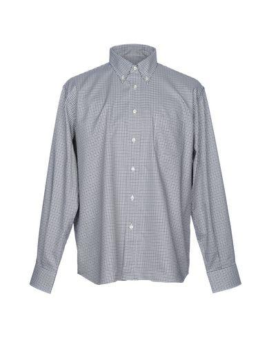 ny stil Rutete Skjorte Ingram gratis frakt bla billig visa betaling utsikt hih7SKHygL