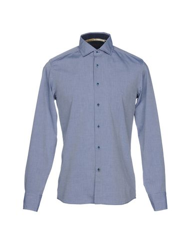 PRIMO EMPORIO Einfarbiges Hemd Auslass Niedrigen Preis Versandgebühr iHuWrALc