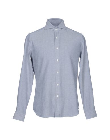 MASTAI FERRETTI Hemd mit Muster Zuverlässig Zu Verkaufen t4Ge8Pt