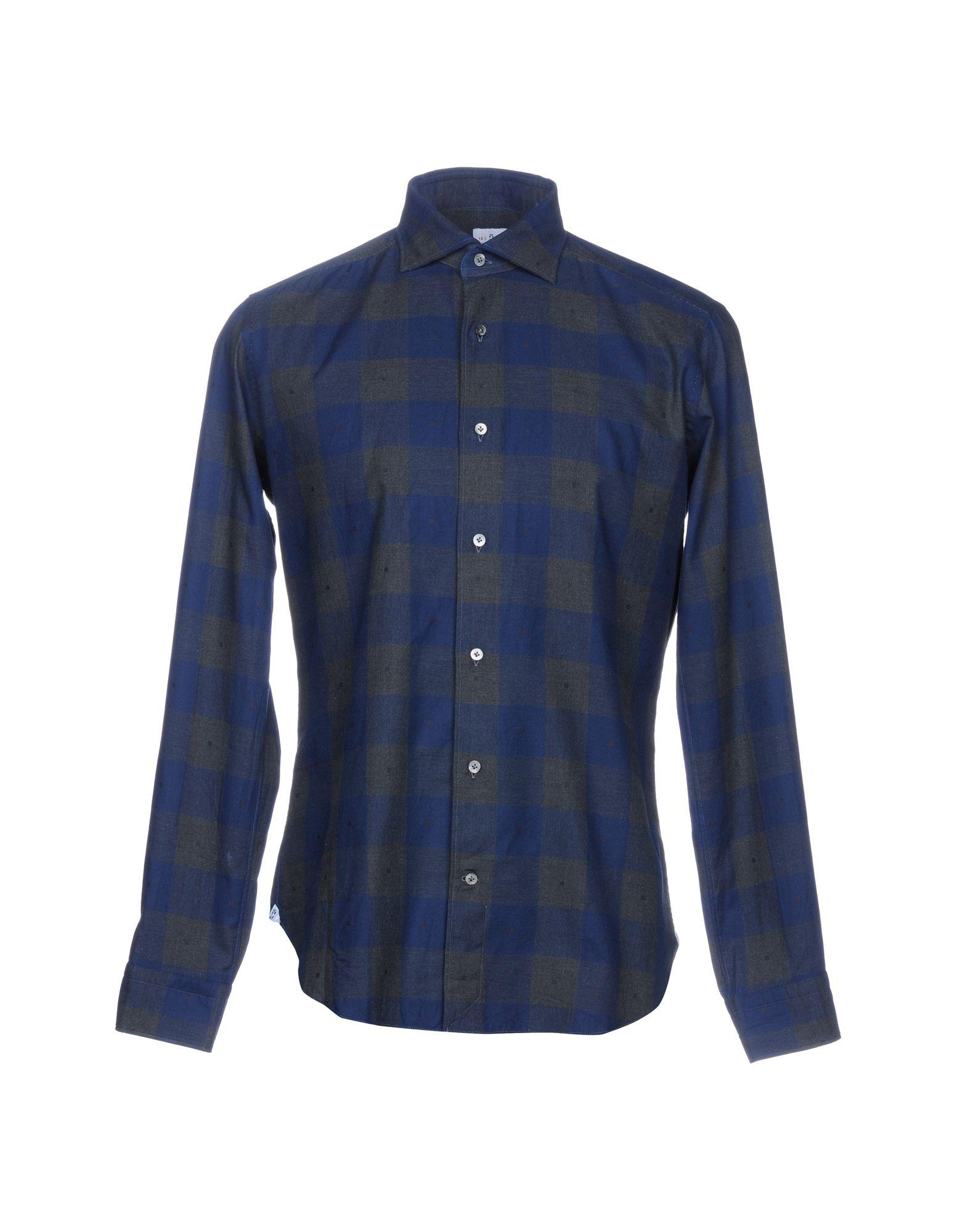 Camicia A Quadri Truzzi Uomo - Acquista online su