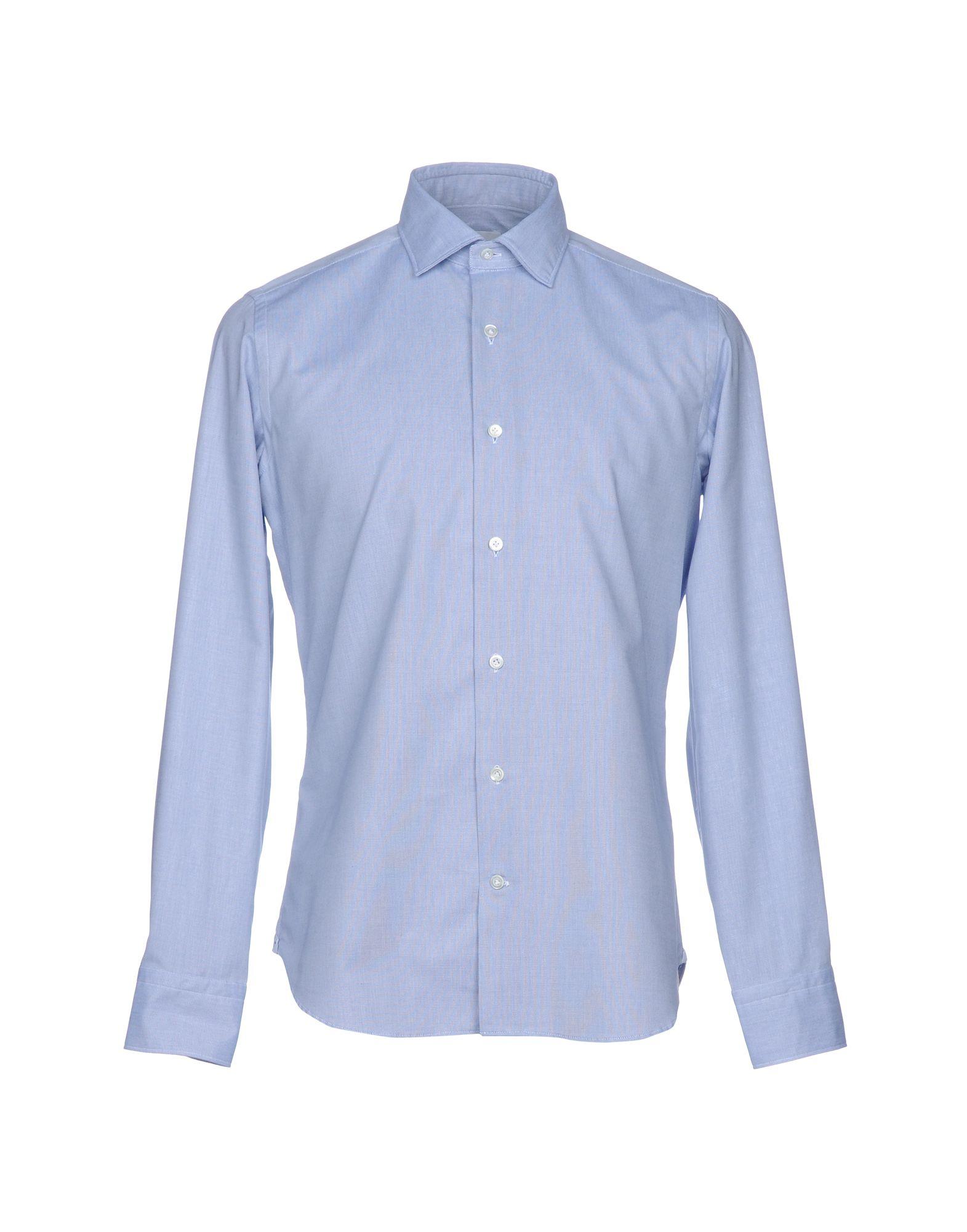 Camicia Tinta Unita Mastai Ferretti Uomo - Acquista online su