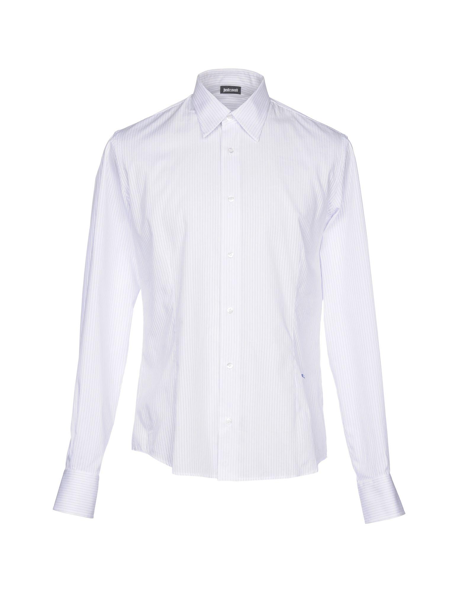 Camicia A Righe Just Cavalli Uomo - Acquista online su