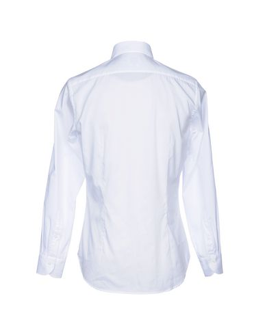 MASTAI FERRETTI Einfarbiges Hemd