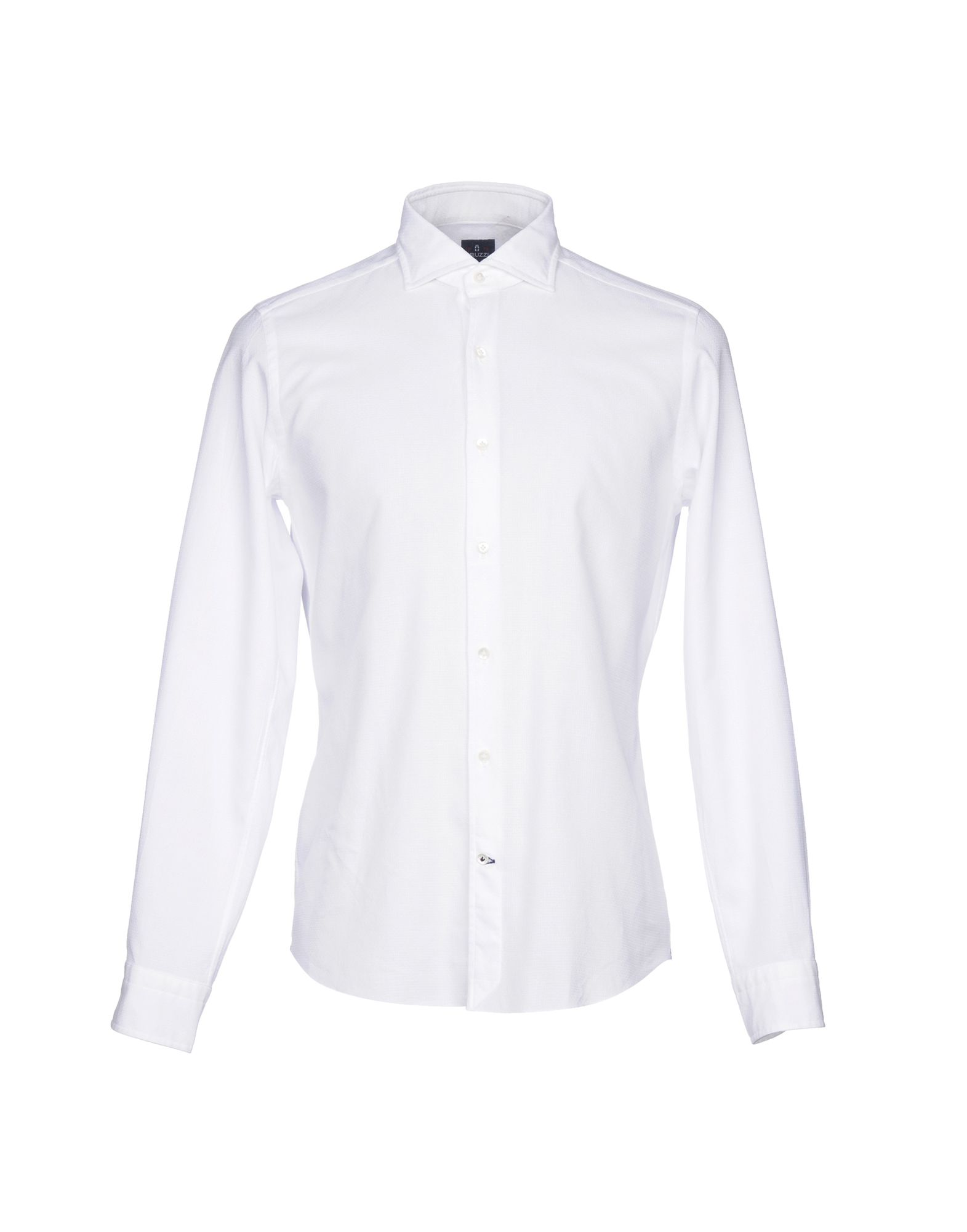 Camicia Tinta Unita Truzzi Uomo - Acquista online su