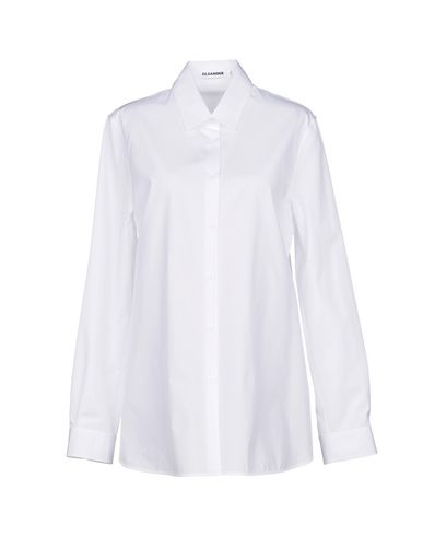JIL SANDER Hemden und Blusen einfarbig