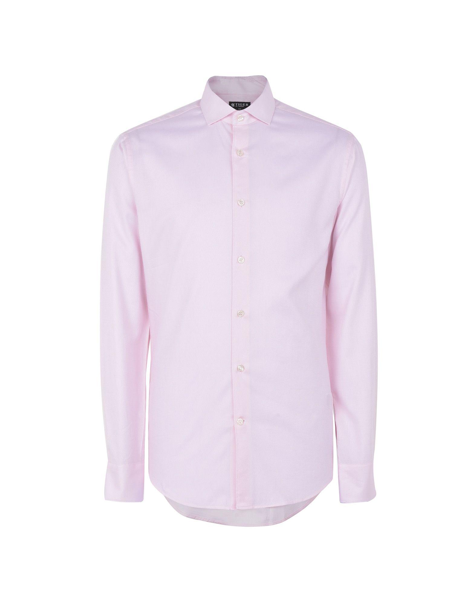 Camicia Tinta Unita Tiger Of Sweden Farrell 5 - Uomo - Acquista online su
