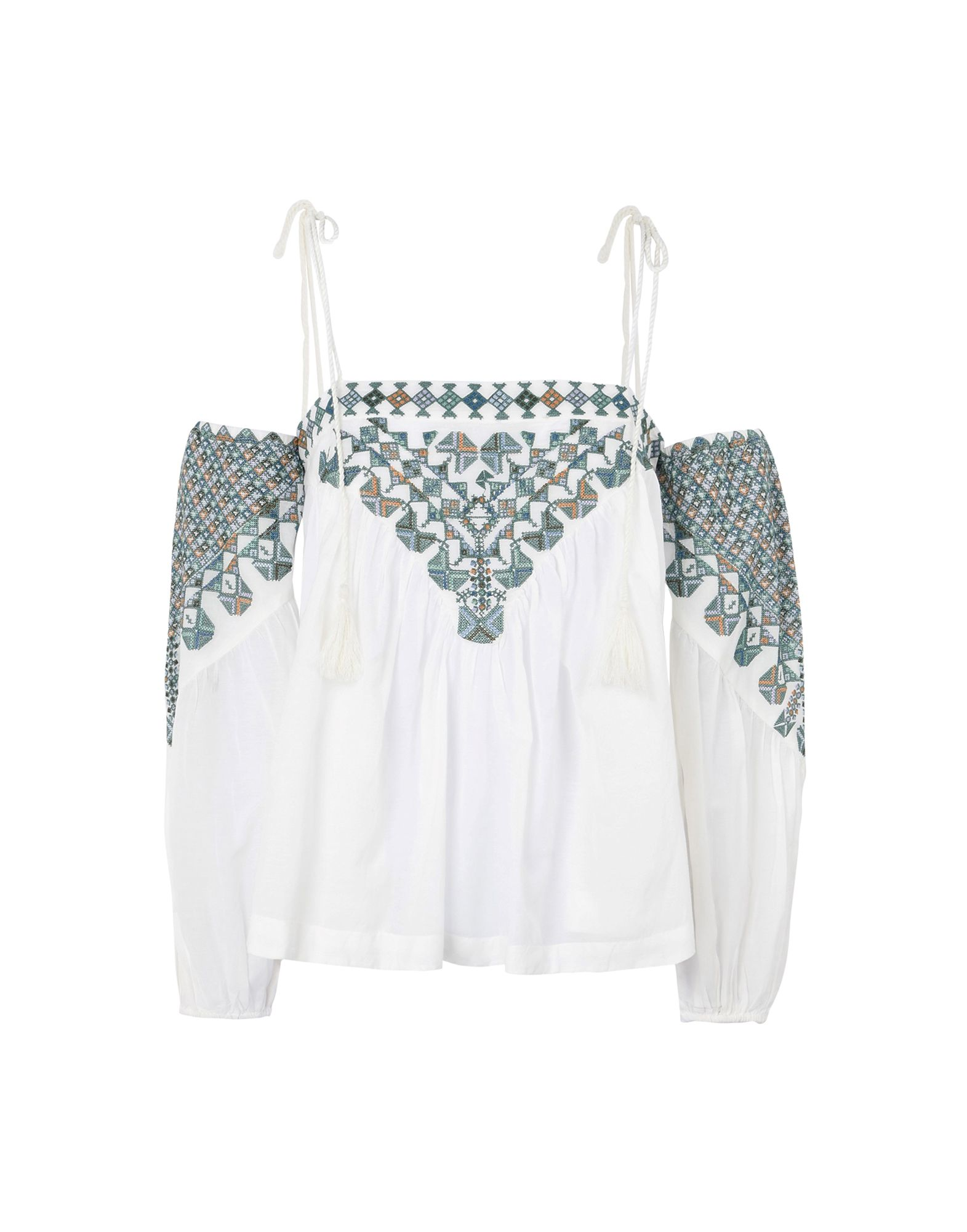 13709ceadb82d Free People Vacay Vibin Top - Blouse - Women Free People Blouses ...